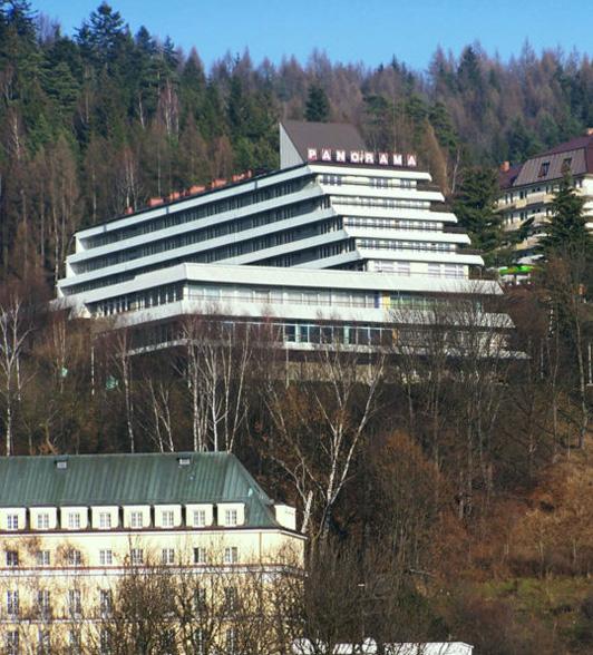 nowe sanatoria i domy wczasowe