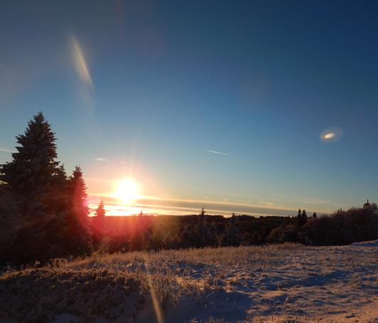 zima w górach noclegi